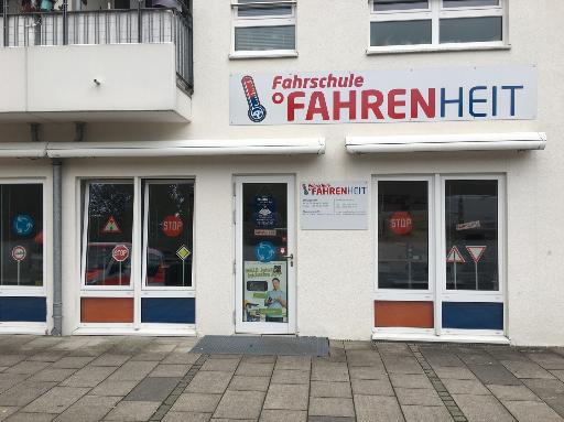 Fahrschule Fahrenheit im Gebiet Eimsbüttel, Lokstedt, Stellingen, Gross Borstel und Eppendorf